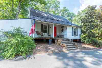 Single Family Home For Sale: 1215 Brown Road