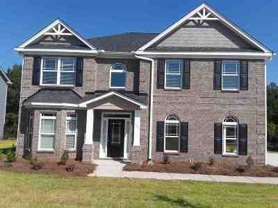 Anderson Single Family Home Under Contract: 146 Buckland Drive, Lot 28