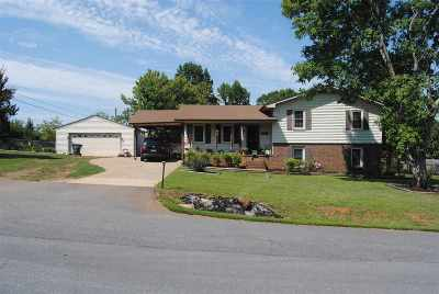 Single Family Home For Sale: 101 Dogwood Ct.