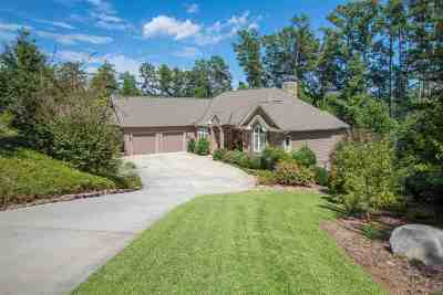 Single Family Home Under Contract: 168 Northshores Drive