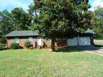 Clemson SC Single Family Home Contract-Take Back-Ups: $149,900