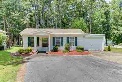 Townville Single Family Home For Sale: 341 Walnut Drive