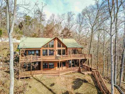 Single Family Home For Sale: 249 Horseshoe Bend Road