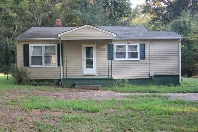Single Family Home For Sale: 1708 E Park Drive