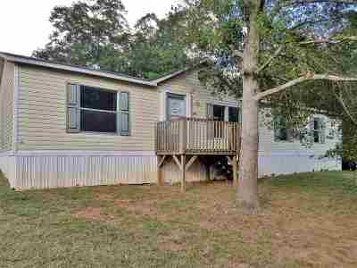 Mobile Home Under Contract: 1032 Jackson St