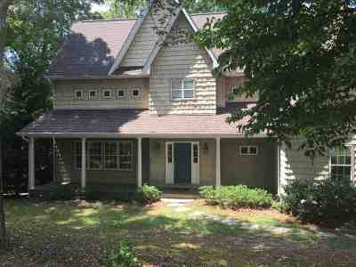 Single Family Home For Sale: 145 Upper Lake Drive