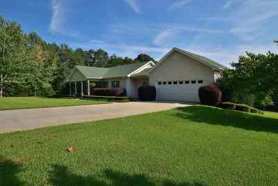 Pickens SC Single Family Home Contract-Take Back-Ups: $239,900