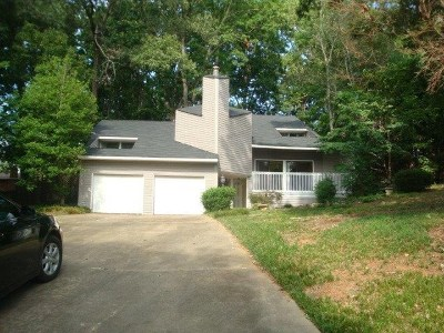 Anderson County Single Family Home Under Contract: 313 Timberlake Rd