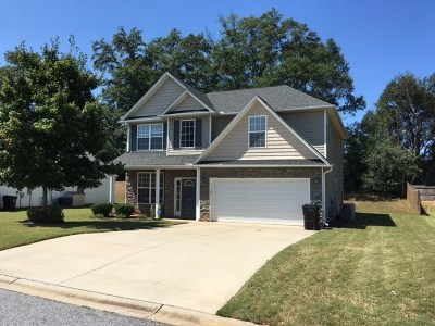 Single Family Home For Sale: 1031 Blythwood Drive