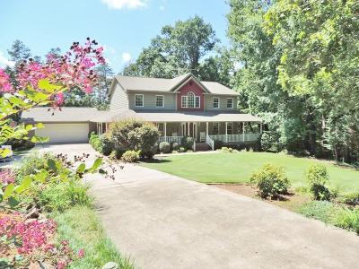 Westminster Single Family Home For Sale: 304 North Shores Drive