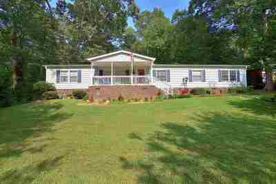 Liberty SC Mobile Home For Sale: $125,000
