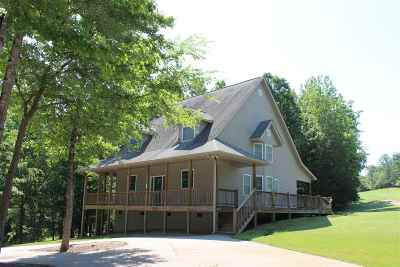 Chickasaw Point Single Family Home Contingency Contract: 300 Nicklaus Road