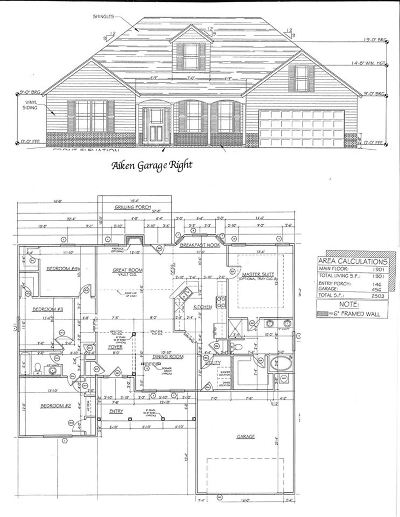 Anderson Single Family Home Contingency Contract: 106 Candice Ashley Trail