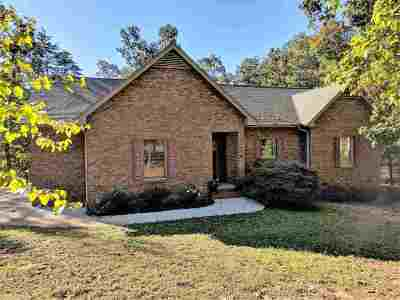 Anderson Single Family Home For Sale: 110 Calm Cove