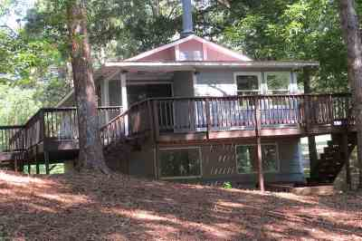 Hartwell GA Single Family Home For Sale: $129,000