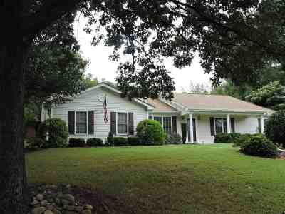 Single Family Home For Sale: 280 Cherokee Drive