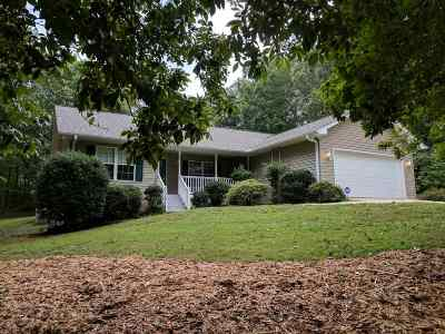 Seneca SC Single Family Home Sold: $154,900