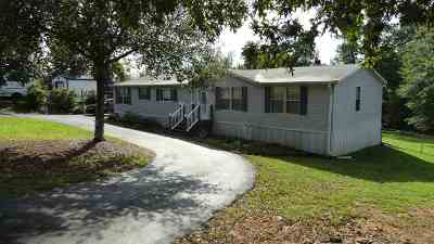 Mobile Home Under Contract: 102 River Ridge Drive