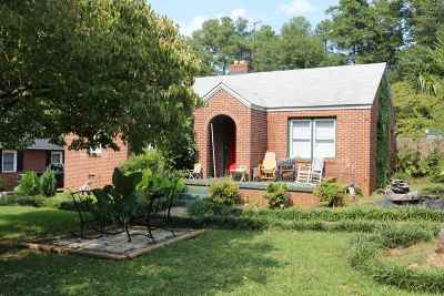 Single Family Home Contingency Contract: 2602 Lane Ave.