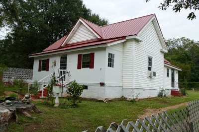 Single Family Home For Sale: 1709 S Murray Ave Ext