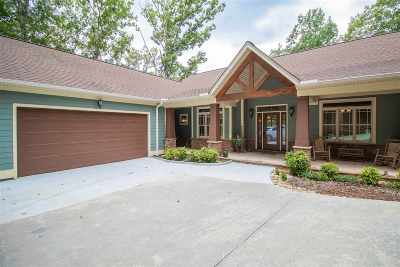 Keowee Key Single Family Home For Sale: 517 N Flagship Drive