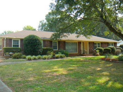 Loblolly Pines Single Family Home For Sale: 203 Centerville Rd