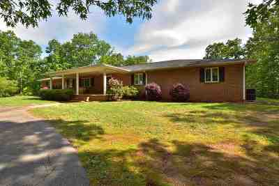 Walhalla SC Single Family Home For Sale: $498,000