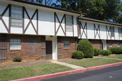 Clemson SC Townhouse Contract-Take Back-Ups: $74,000