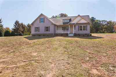 Single Family Home Contingency Contract: 104 Sally Reed Road
