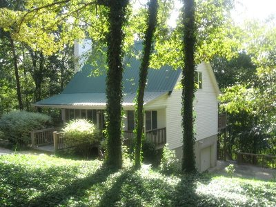 Anderson County Single Family Home Under Contract: 121 Fennell Road