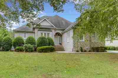 Anderson Single Family Home For Sale: 105 Garden Gate