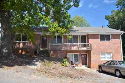 Pickens County Multi Family Home For Sale: 816 College Avenue