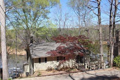 Martin GA Single Family Home For Sale: $264,900