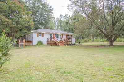 Single Family Home Contingency Contract: 122 Lollis Road