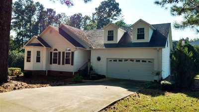 Anderon, Andersom, Anderson, Anderson Sc, Andeson Single Family Home For Sale: 104 Sunset Point Road