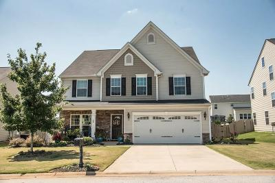 Simpsonville Single Family Home Contract-Right of Refusal: 26 Santee Court