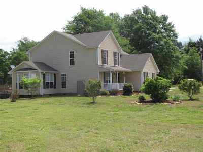 Single Family Home Contingency Contract: 6436 Dobbins Bridge Road