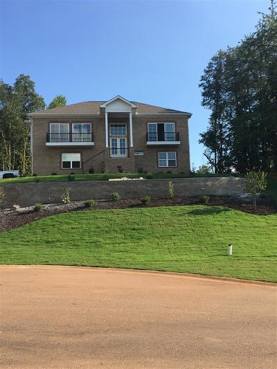 Anderson Single Family Home For Sale: 1042 Tuscany Drive