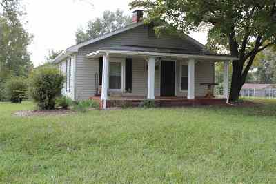 Single Family Home Under Contract: 1218 Broadway Lake Road