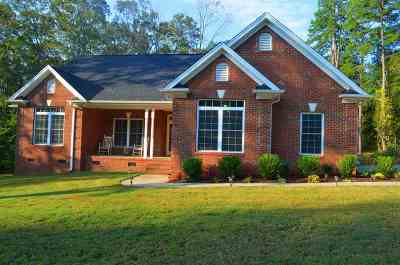 Creekwalk Single Family Home For Sale: 134 Creekwalk Dr