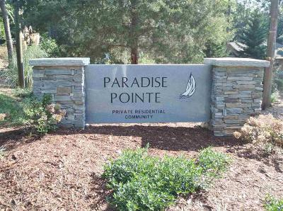 Townille, Townville Residential Lots & Land Contract-Take Back-Ups: Lot 43 Paradise Circle
