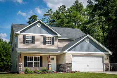 New Salem Subd Single Family Home For Sale: 412 Blackberry Lane
