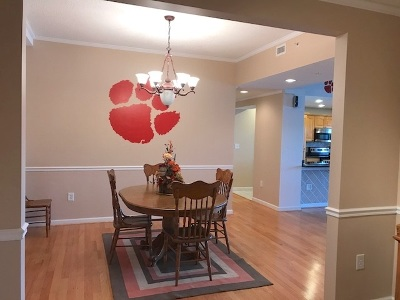 Clemson Condo Contingency Contract: 849 Tiger Boulevard