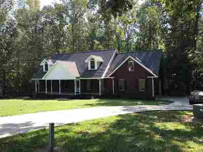 Single Family Home Contingency Contract: 202 Hannah Circle