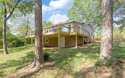 Hartwell, Lavonia Single Family Home Under Contract: 2698 Ridge Rod
