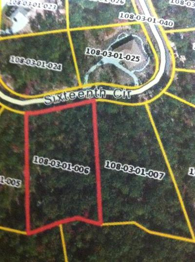 Walhalla SC Residential Lots & Land For Sale: $39,500