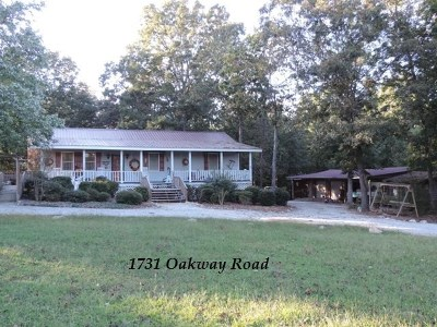 Westminster Single Family Home For Sale: 1731 Oakway Rd