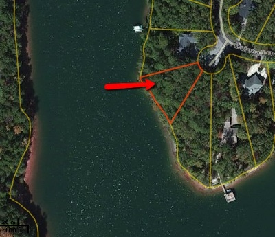 keowee key Residential Lots & Land For Sale: Lot 92 Forecastle