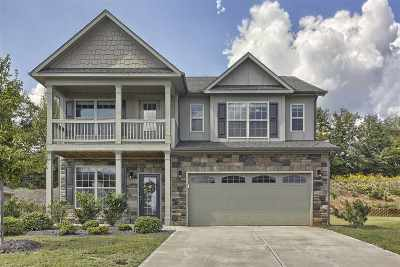 Brookstone Meadows Single Family Home Contingency Contract: 134 Stone Cottage Drive