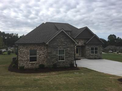 Anderson Single Family Home Contingency Contract: 1 Chianti Lane